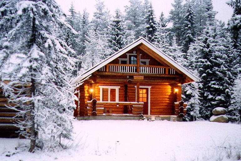 Финляндия снять дом на новый год