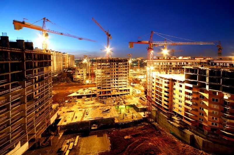 Фото КП УГС строит объекты для жилого фонда столицы