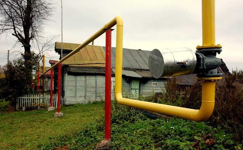 Фото газификация жилых домов и дач в Подмосковье