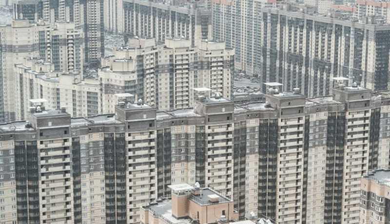 Фото застройка районов домами человейниками способствует созданию гетто