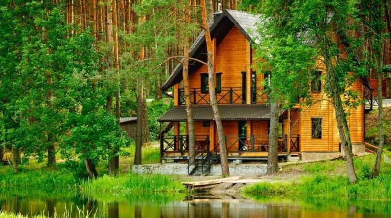 Фото покупая дом за городом проверяйте инфраструктуру, дороги, лес