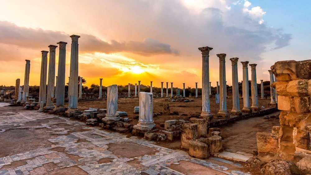 Древний город Саламис Северный Кипр.jpg
