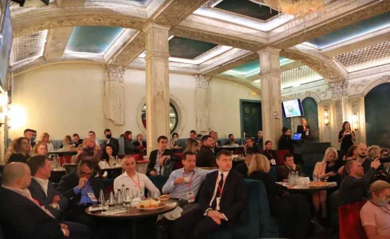 Фото конференции Московского Бизнес Клуба 15 октября Трансформация рынка недвижимости: новая реальность
